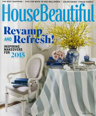 House Beautiful cover image